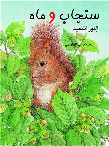 تصویر جلد کتاب سنجاب و ماه