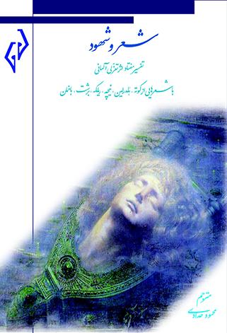 تصویر جلد شعر و شهود