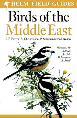 تصویر جلد کتاب Birds of the Middle East